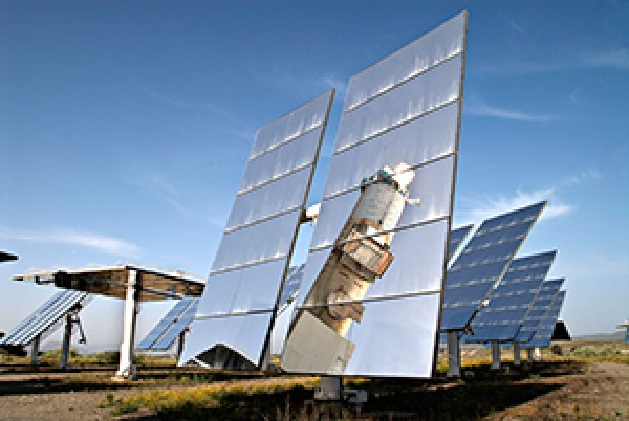 PSA Almería, investigación y desarrollo de tecnologías solares de concetración