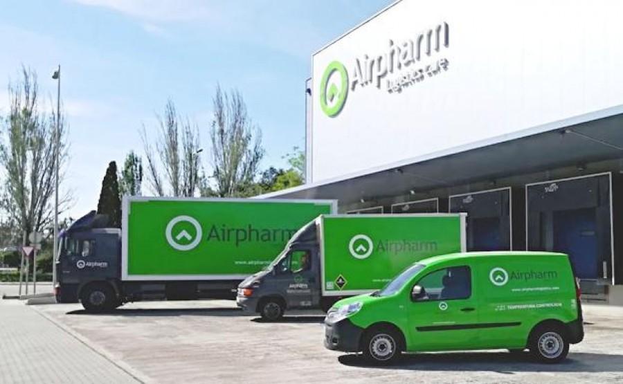 Airpharm, compañía referencia en el transporte nacional e internacional